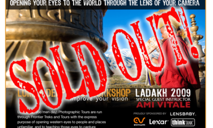 Lumen Dei 08 Ladakh SOLD OUT!