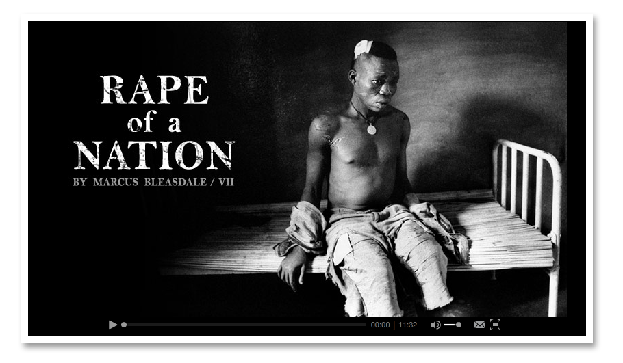 MediaStorm: RAPE of a NATION