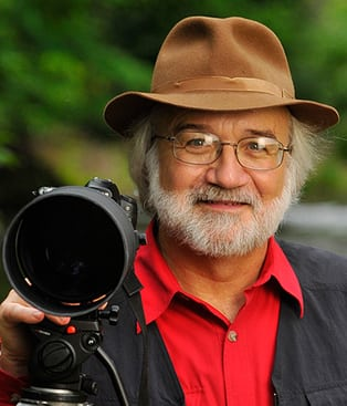 Depth of Field: Bob Krist