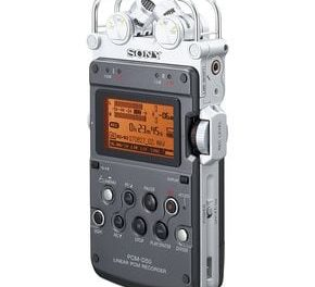 Review: Sony's PCM-D50 Digital Audio Recorder