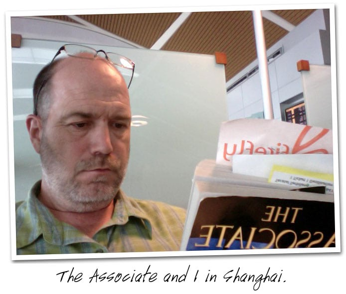 I have been Shanghaied!