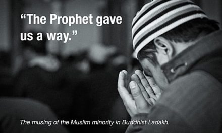 Multimedia: The Prophet gave us a way.