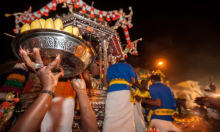 Thaipusam: A Day of Edits