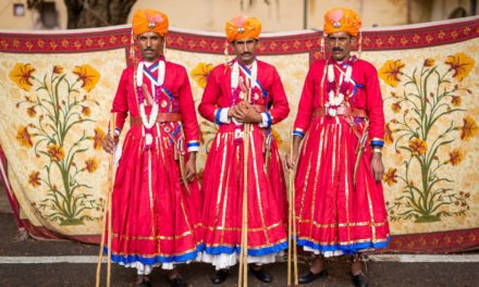 Jaipur Monsoon Festival: Teej