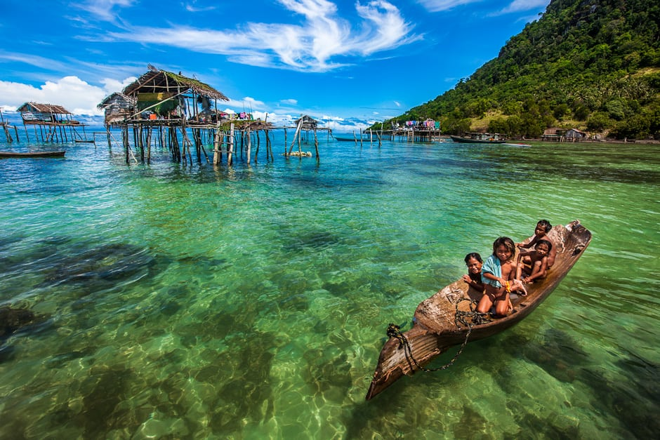 The Bajau Laut of Borneo