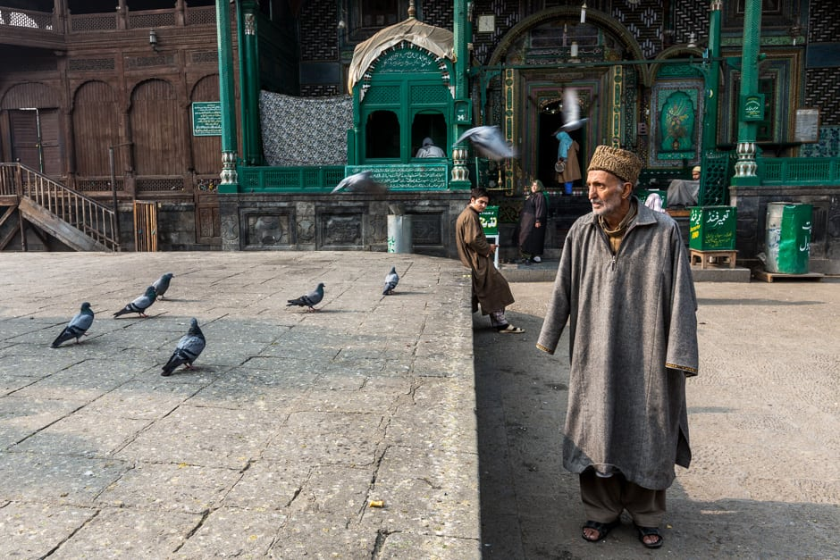 Kashmir Pt 2: Shrines and Mosques