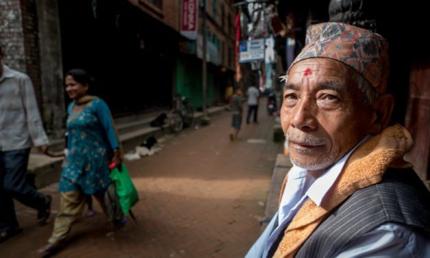 Life, Worship and Sitting around: Bhaktapur, Nepal