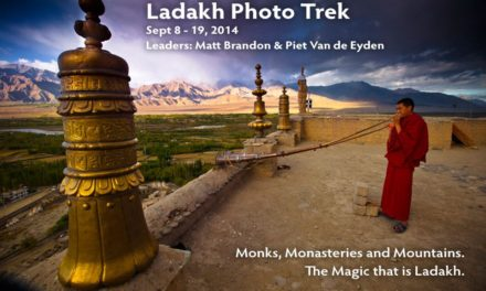 Ladakh Photo Trek & Kashmir 4 Day Adventure Announced.