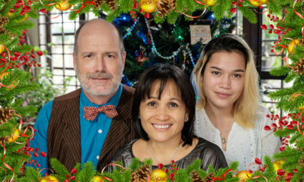 A Christmas Greeting from Our Home to Yours