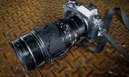 Fujinon 50-140mm f2.8 LM OIS WR: Review