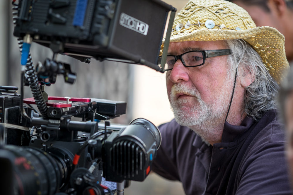 DP John de Borman, himself a Fuji X-T1 shooter is also the President of the British Society of Cinematographers since 2010.