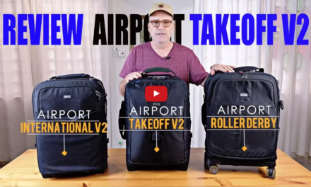 Comprehensive review: Think Tank Photo – Airport Takeoff V2 Photo Bag