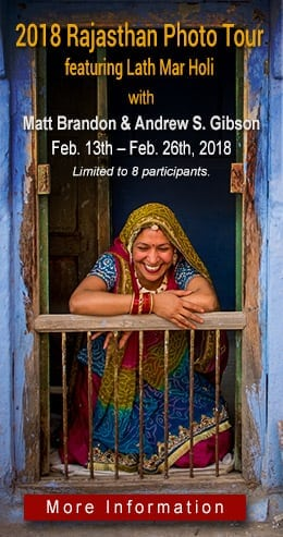 Rajasthan 2018 Photo Workshop