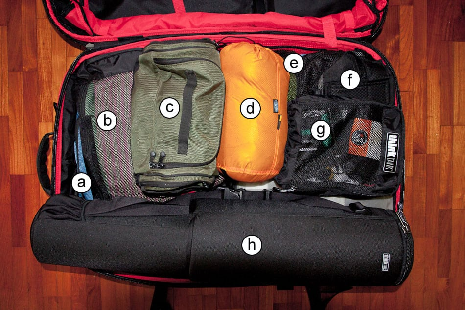 Packing…method or madness?