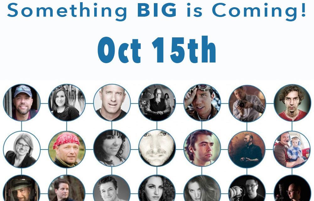 Something Big Is Coming