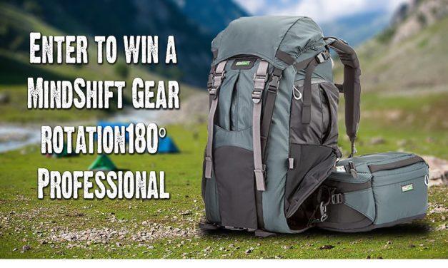 MindShift Gear Giveaway!