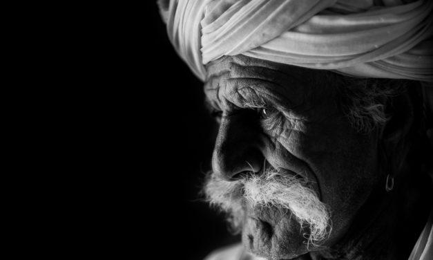 Rajasthan in Black & White