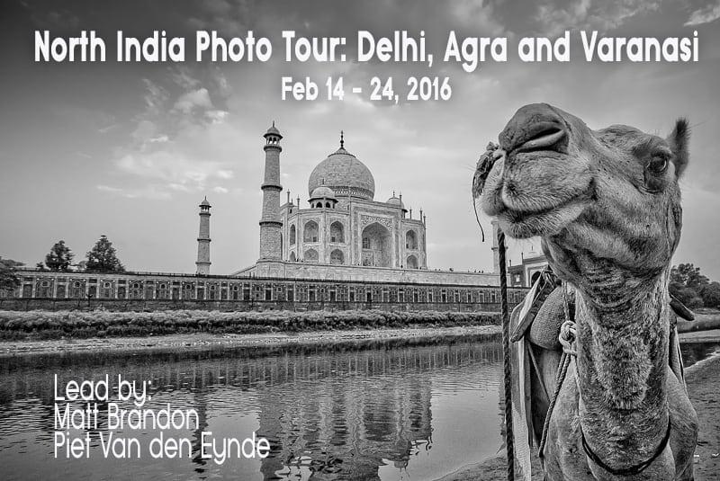 New Workshop Announced: Delhi, Agra & Varanasi