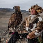 Portraits of the Mongolian Eagle Hunters