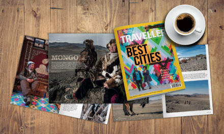 The National Geographic Traveller Photo Essay